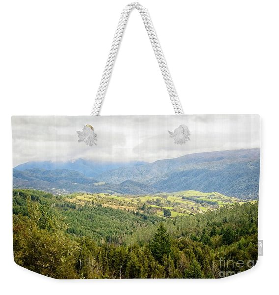 Valley View Weekender Tote Bag