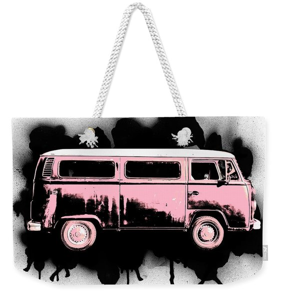 Van Go Weekender Tote Bag