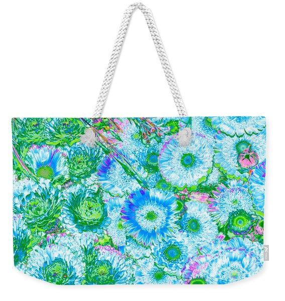 Van Gogh's Garden Weekender Tote Bag