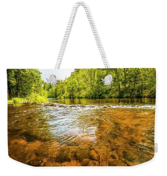 Van's Pool Weekender Tote Bag