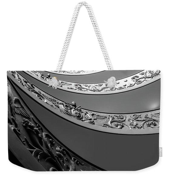 Vatican_museum Weekender Tote Bag