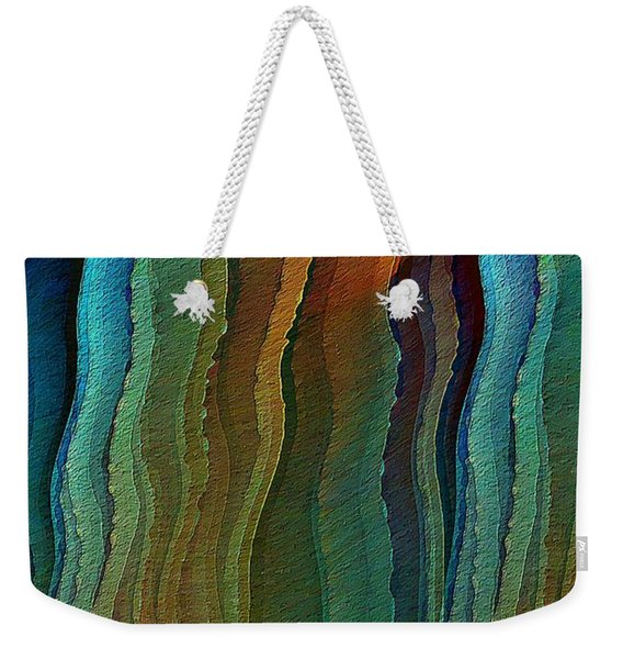 Vents Under The Sea Weekender Tote Bag