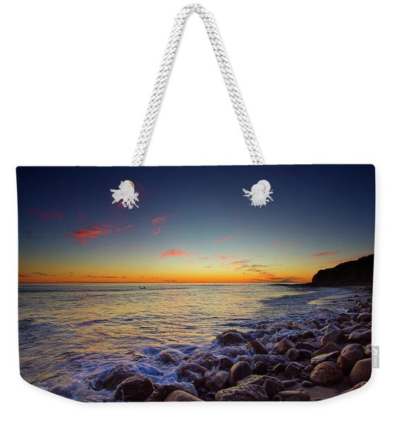 Ventura Sunset Weekender Tote Bag