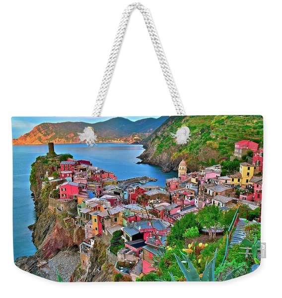 Vernazza Backside 2019 Weekender Tote Bag