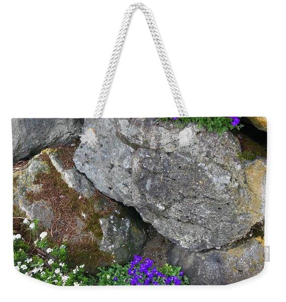 Vibrant Arrangement  Weekender Tote Bag