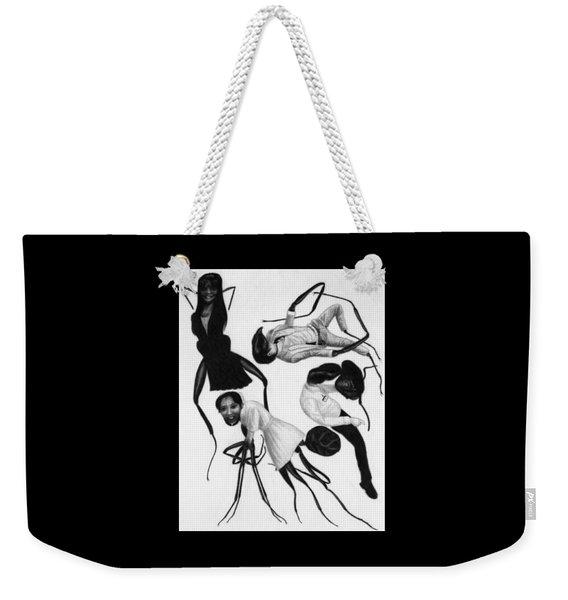 Victims Of Karoshi - Artwork Weekender Tote Bag