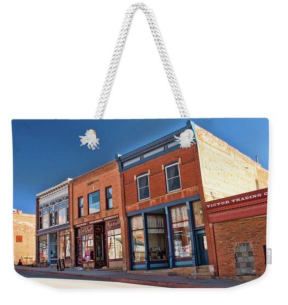 Victor Trading Company Weekender Tote Bag