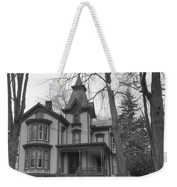 Victorian Mansion - Waterloo Village Weekender Tote Bag