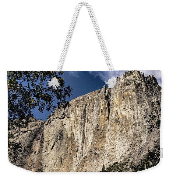 View From The Capitan Weekender Tote Bag
