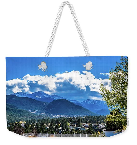View From The Stanley Weekender Tote Bag