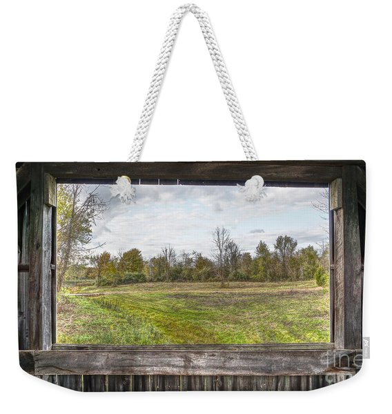 View Into Ohio's Nature Weekender Tote Bag