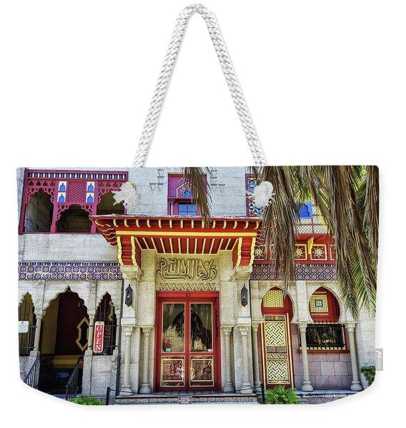 Villa Zorayda Weekender Tote Bag