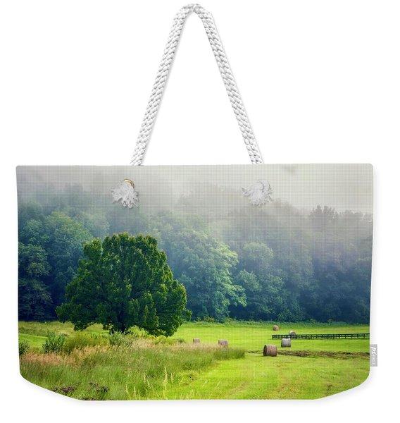 Virginia Weekender Tote Bag