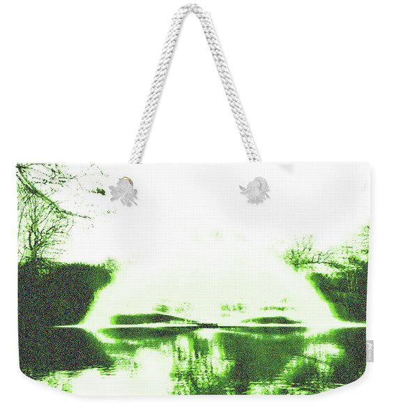Voices Of A Long Lost Civilization Weekender Tote Bag