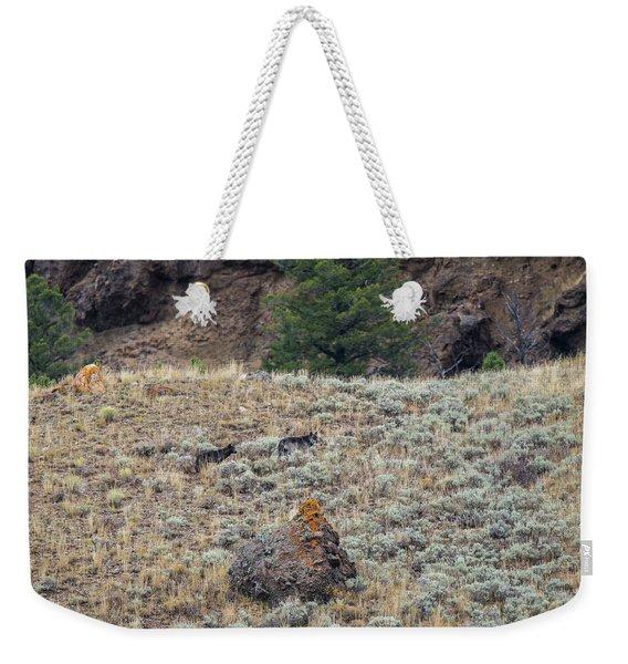 W32 Weekender Tote Bag