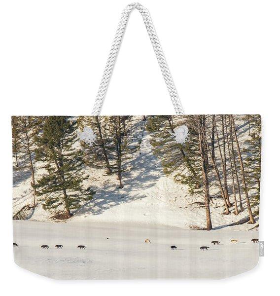 W48 Weekender Tote Bag