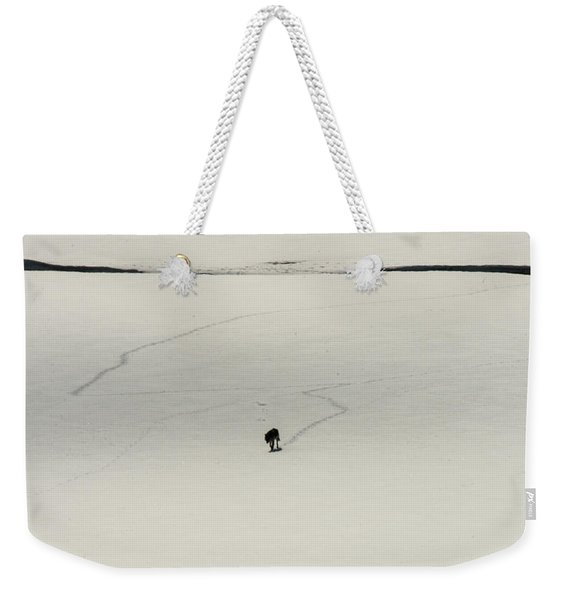 W54 Weekender Tote Bag