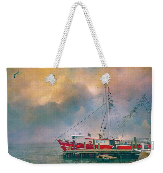 Wait Another Day Weekender Tote Bag