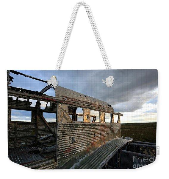 Waiting For A Fair Wind #1 Weekender Tote Bag