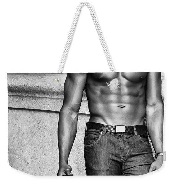 Waiting For You 2 Weekender Tote Bag