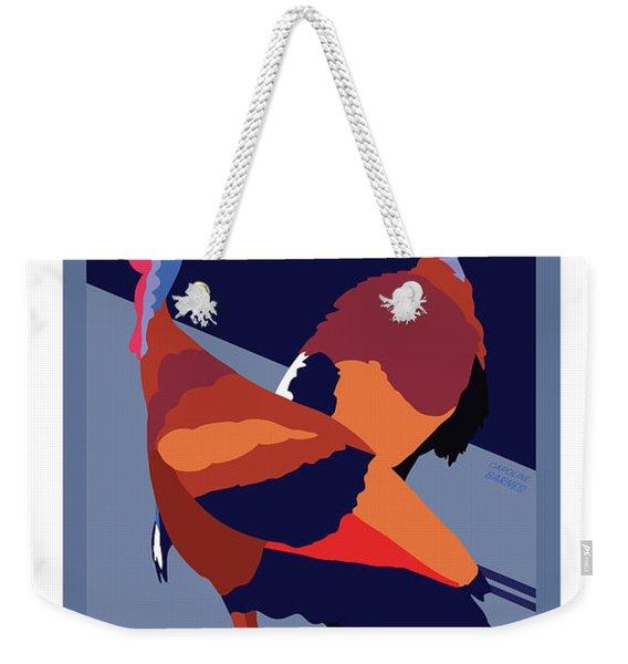 Walking Away From You-cambridge Weekender Tote Bag