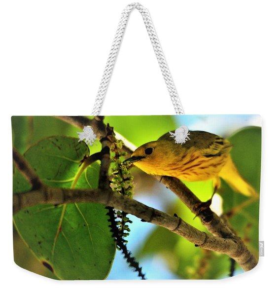 Warbler's Delight Weekender Tote Bag