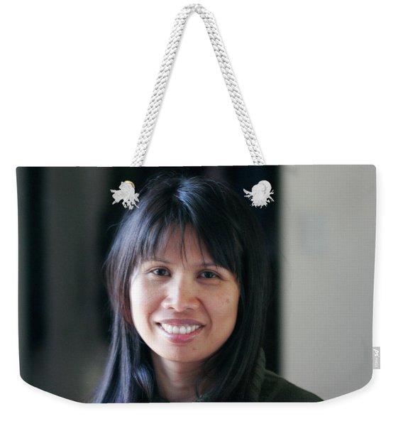 Waree's Lovely Smile Weekender Tote Bag