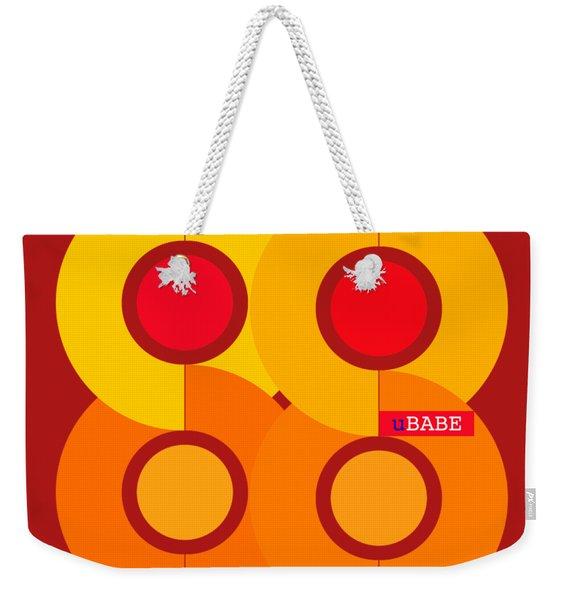 Warm Style Weekender Tote Bag