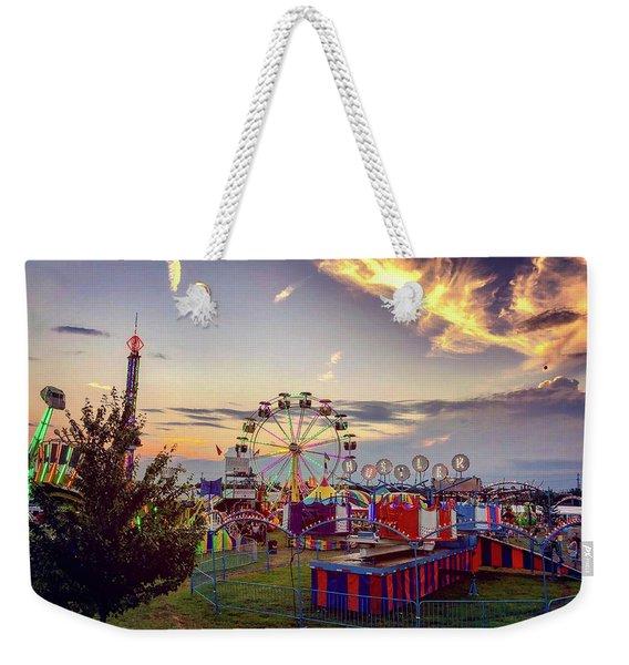 Warren County Fair Weekender Tote Bag