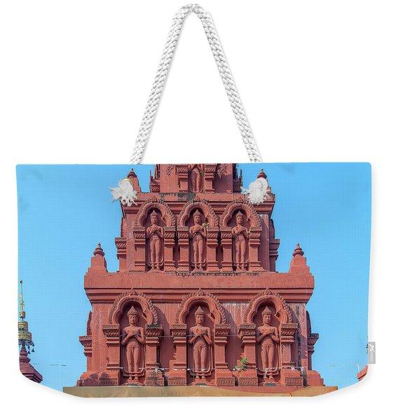 Wat Pa Chedi Liam Phra Chedi Liam Buddha Images Dthcm2673 Weekender Tote Bag