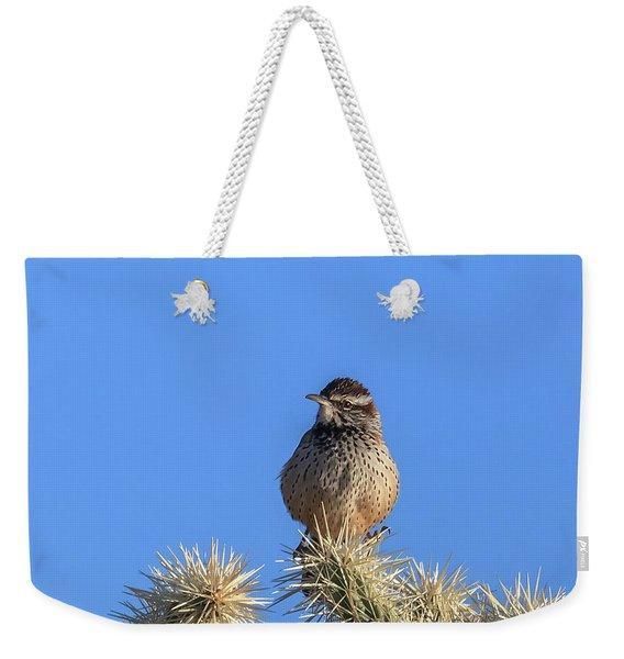 Watch Where You Step Weekender Tote Bag