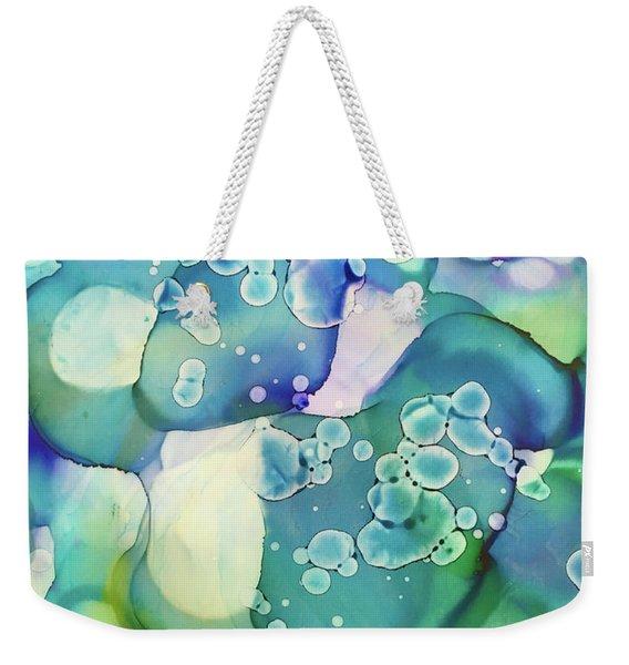 Water Cells Weekender Tote Bag