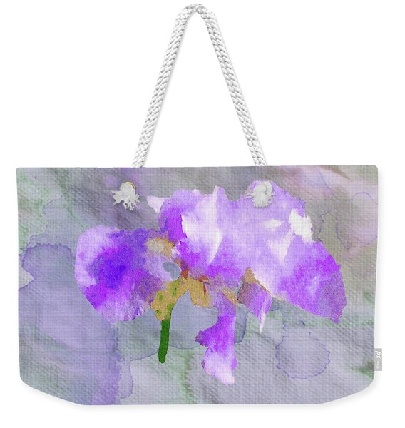 Watercolors Weekender Tote Bag