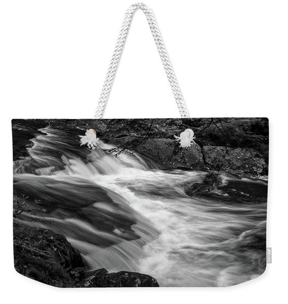 Waterfalls At Ricketts Glenn Weekender Tote Bag