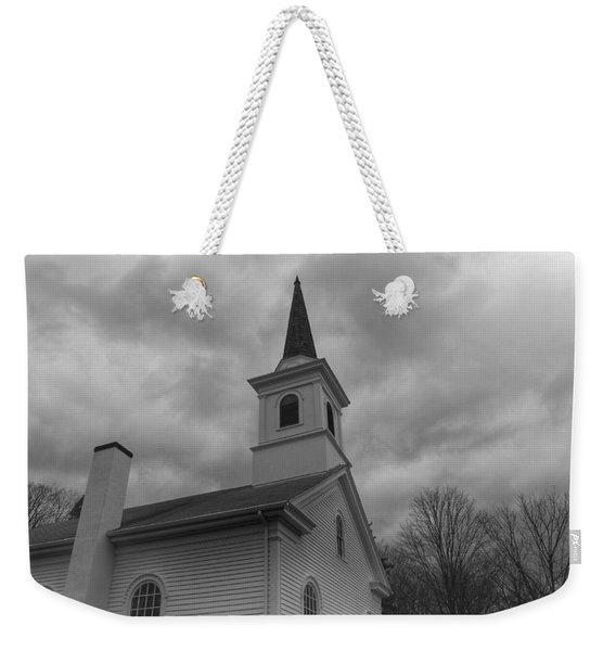Waterloo United Methodist Church - Detail Weekender Tote Bag