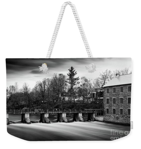 Watson's Mill Weekender Tote Bag