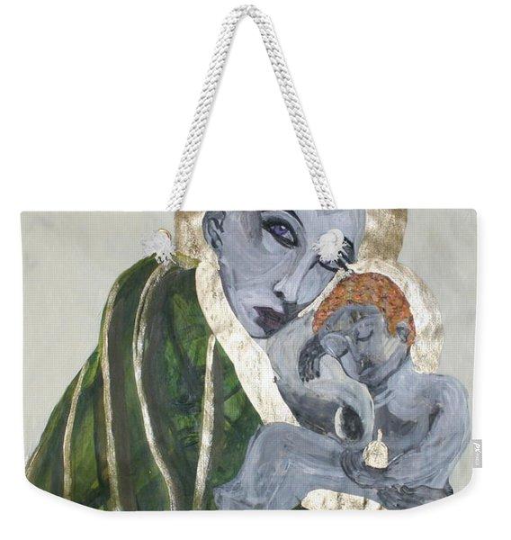 We Carry Our Inheritance Weekender Tote Bag