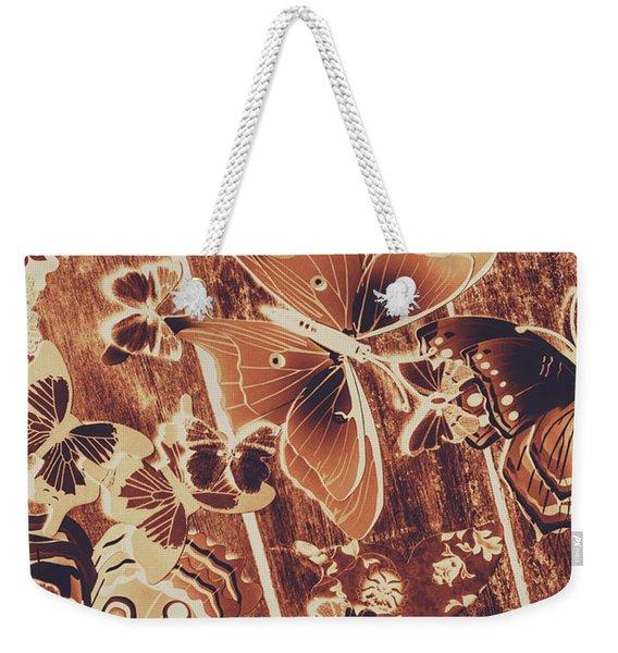 Weathered Wings Weekender Tote Bag