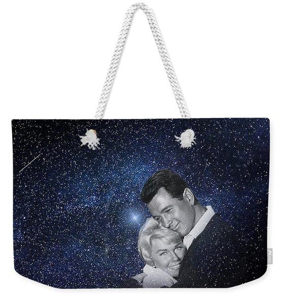 Welcome Home Eunice Weekender Tote Bag