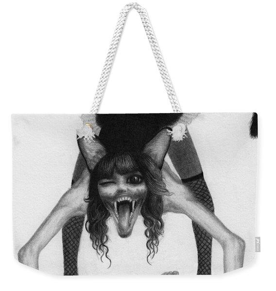 Wereneko Artwork Weekender Tote Bag