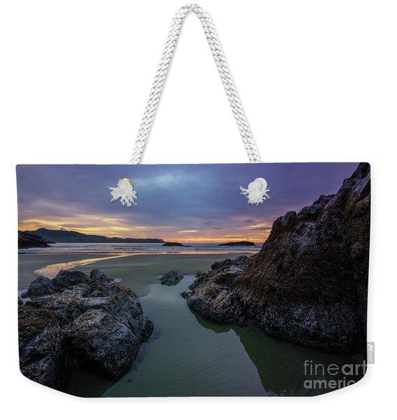 West Coast Weekender Tote Bag