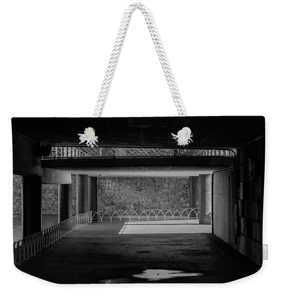 West Park Underpass Weekender Tote Bag