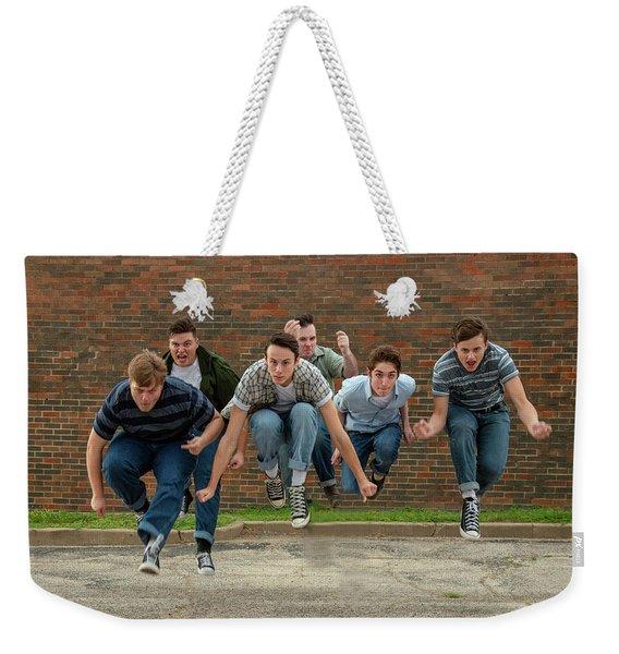 West Side Story 1  Weekender Tote Bag
