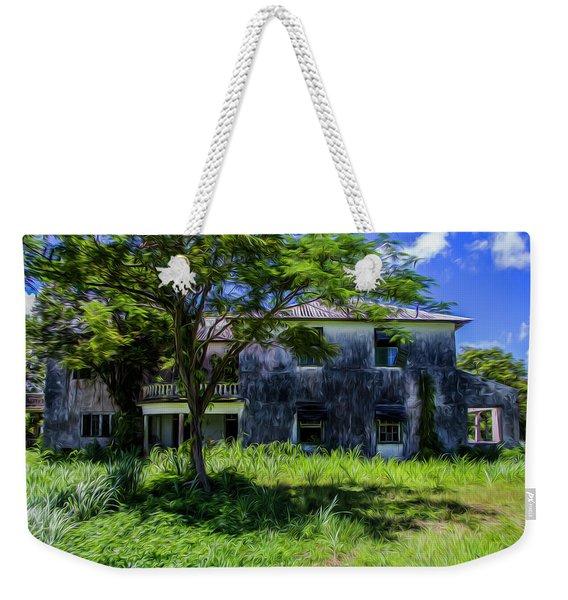 Westmoreland Plantation Weekender Tote Bag