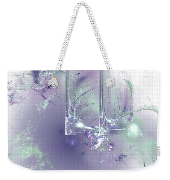 What I Love Weekender Tote Bag