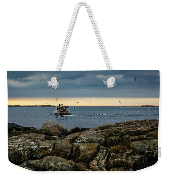 What It's All About Weekender Tote Bag