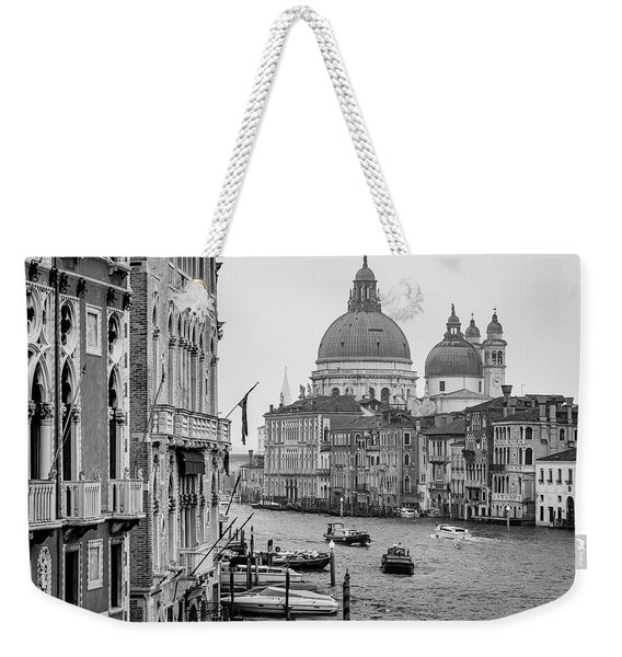 What To Do? Weekender Tote Bag