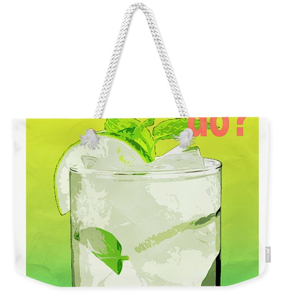 What Would Jimmy Buffett Do White Background Weekender Tote Bag