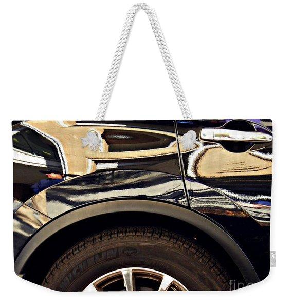 Wheel 6    Weekender Tote Bag