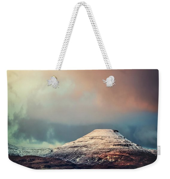 When The Sun Begins To Shine Weekender Tote Bag